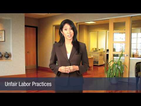 Unfair Labor Practices | Orange County Employment Attorney