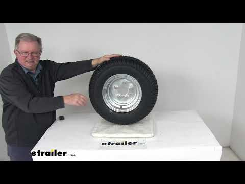 Review of Kenda Tires and Wheels - Tire with Wheel - AM3H490 - etrailer.com