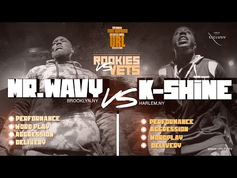 K-SHINE VS MR WAVY SMACK/URL