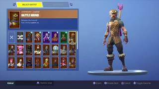 OG STACKED FORTNITE ACCOUNT POUR VENTE OU TRADE!!! (GALAXY SKIN, Crackshot ETC)