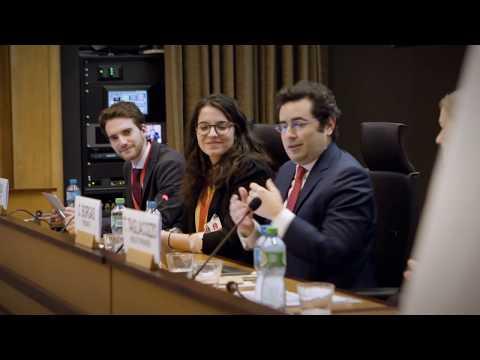 Hillel Neuer Speech to SIHMUN at UN European Headquarters