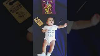 Baby Harry Potter | Laughing baby |  Funny baby videos