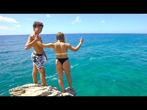 HAWAII: I TOOK MY GIRLFRIEND TO KAUAI!!