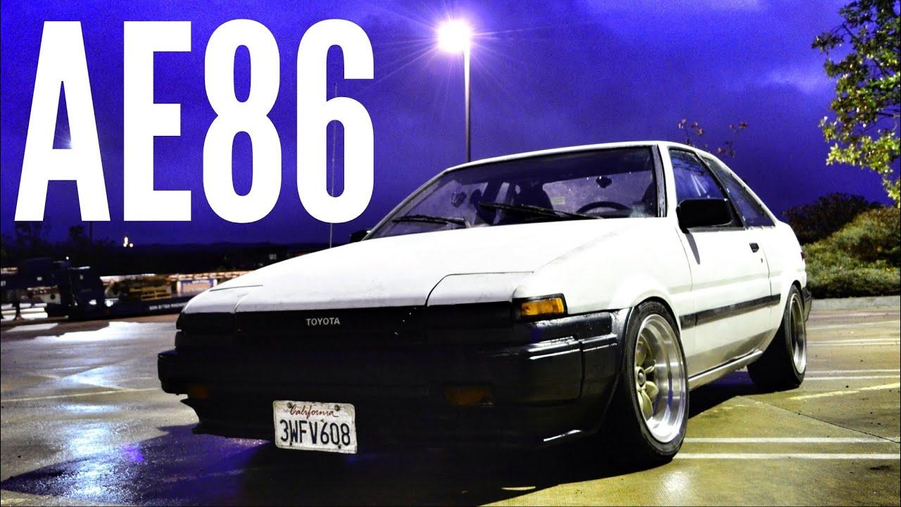 Toyota AE86 San Diego