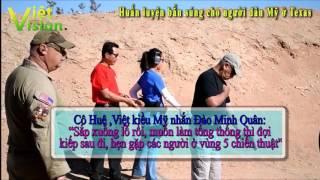 Cô Huệ, Việt kiều Mỹ:
