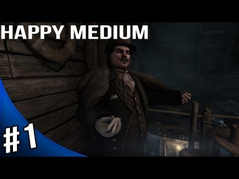 Thief - Vittori's Client Job 1 - Happy Medium Walkthrough