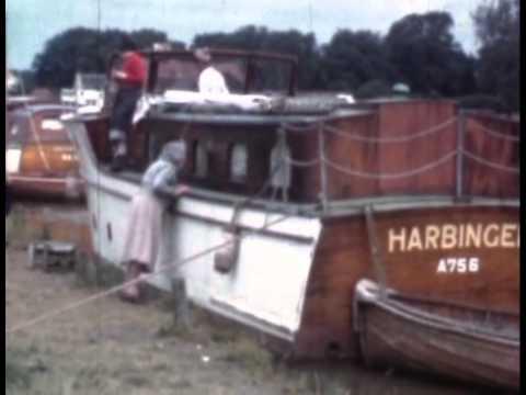 Broadland Holiday 1954
