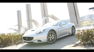 2013 Ferrari California in India road test