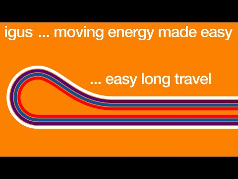 chainflex® Cables - Moving energy made easy - Travel Types