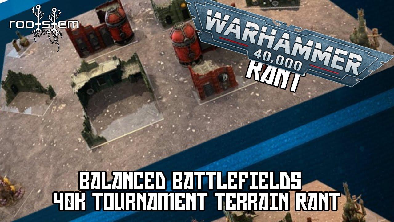 Balanced Battlefields For Grand Tournament? Rant Time