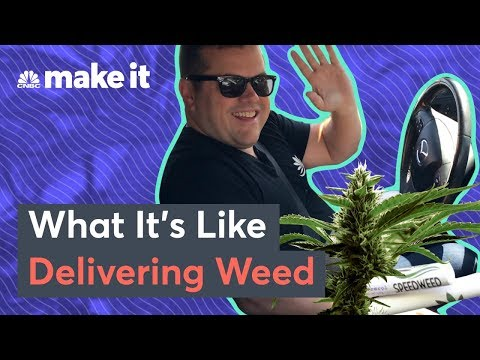 What It's Like Delivering Weed In Los Angeles