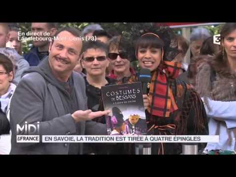 MADE IN FRANCE : En Savoie, la tradition est tirée par quatre épingles