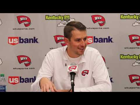 WKU FB HC Mike Sanford 11-19-18 - LA Tech Press Conference