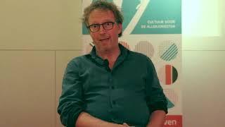 Klein_Kunst Interview Frans Van der Aa