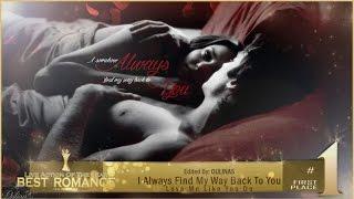 Damon and Elena ღ I Always Find My Way Back To You ღ Love Me Like You Do ღ Happy V-Day ღ