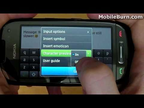 Nokia C7 Symbian smartphone review - part 1 of 2
