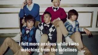 Big Bang - Foolish Love [Eng. Sub]
