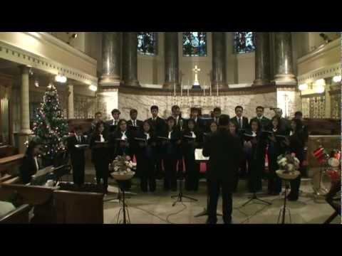The Angel Gabriel - CSI Malayalam Church, London - Christmas Carol Service 2011