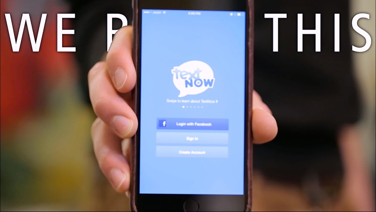 We Built This — TextNow