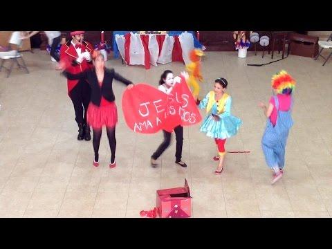 Celebración del Día del Niño 2015