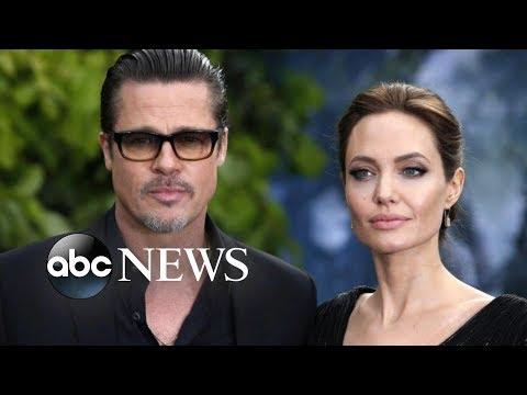 Inside the heated custody battle between Brad Pitt and Angelina Jolie