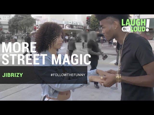 More Street Magic   Jibrizy ft. Major and Jen Morillo   LOL Network