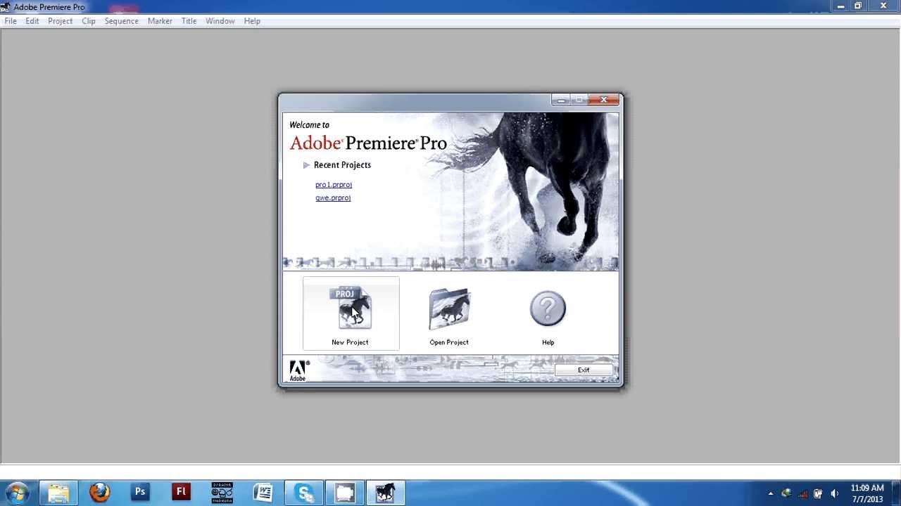 Download adobe premiere pro 1. 5 for windows 7.