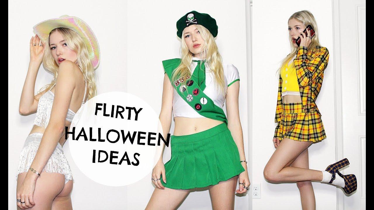 89800ae2b00 3 LAST MINUTE FLIRTY HALLOWEEN COSTUMES Feat. Dolls Kill - YouTube