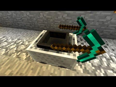 Mining Turtle in Minecraft Vanilla! Command!