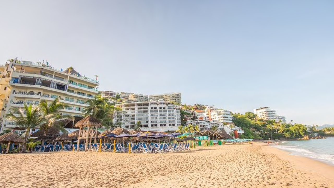 Blue Chairs Puerto Vallarta Blue Chairs Resort By The Sea 2018 4k Puerto Vallarta