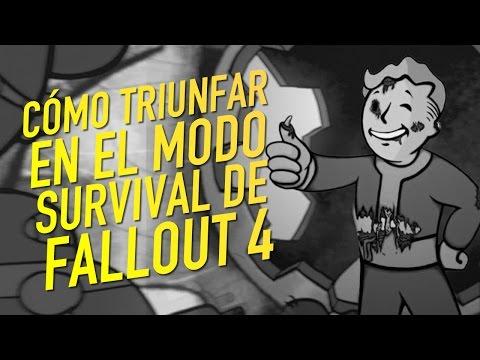 Tips para el Survival Mode de Fallout 4