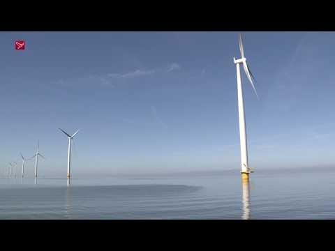 Miljoenen aan windsubsidie stromen polder binnen