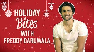 Holiday Bites With Freddy Daruwala | Pinkvilla Food | Christmas Sweets