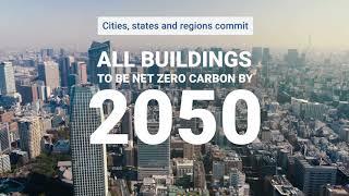 WorldGBC - Net Zero Carbon Buildings Commitment - Clip 1