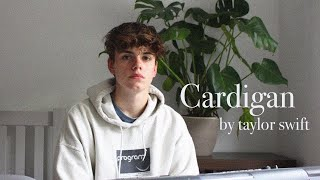 cardigan by taylor swift - cover