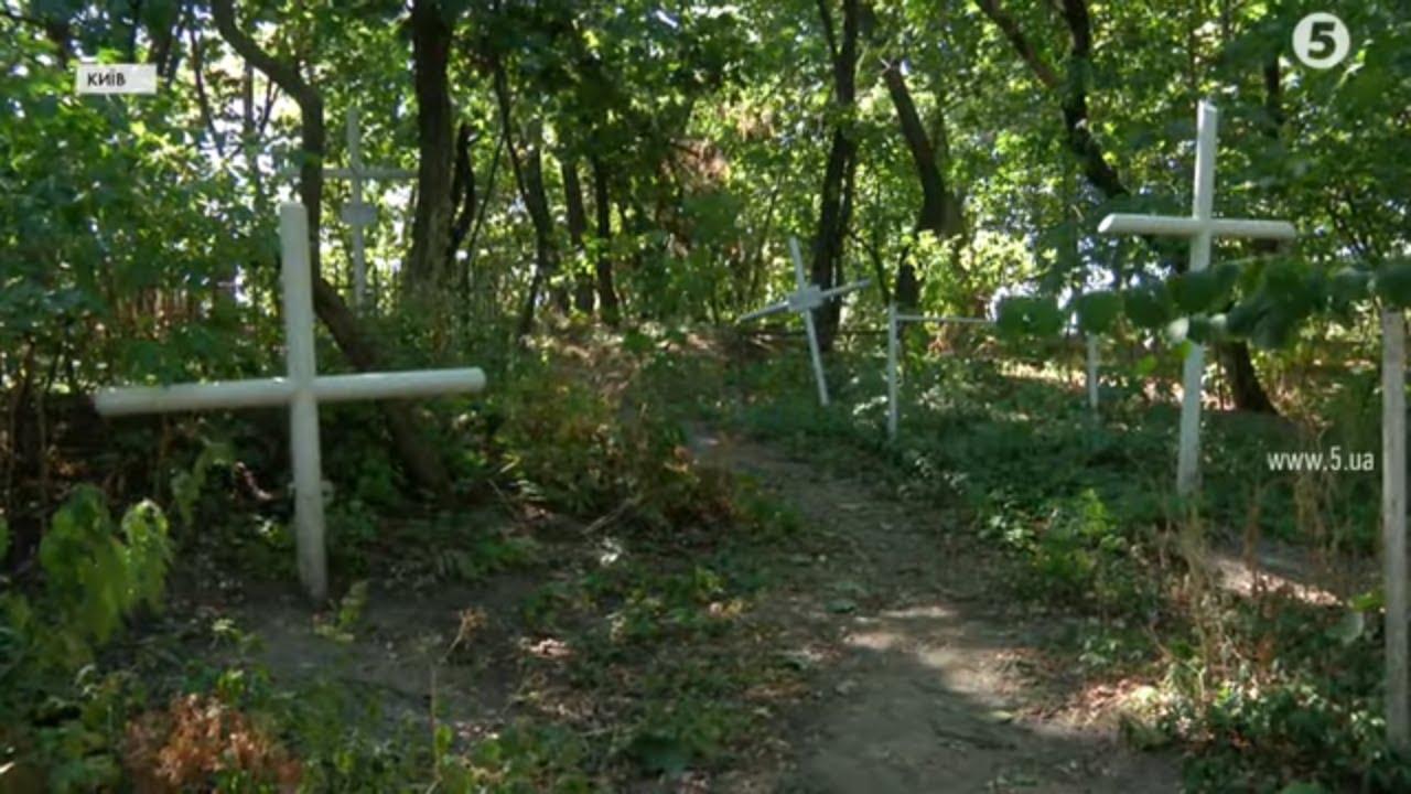 Могила богданівців на Замковій горі: як пройшов Петлюрівський суботник і хто такі богданівці