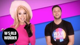 BRO'LASKA with ALASKA & CORY - Cory Learns Drag Lingo