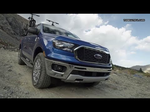 Ford Ranger Redesign Exterior and Interior