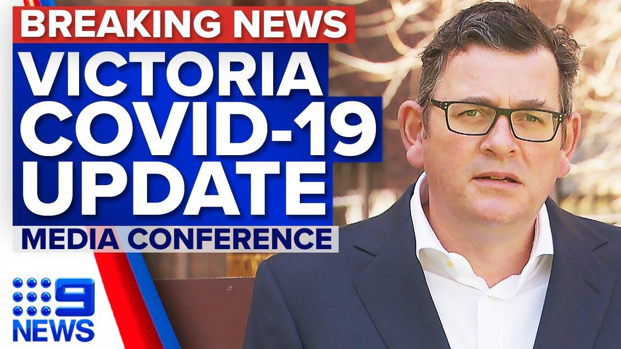 Victoria records 514 new local COVID19 cases  Coronavirus  9 News Australia