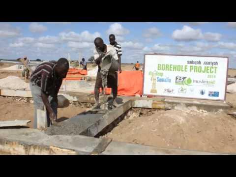 Dig Deep 4 Somalia Project - COMPLETED   Muslim Aid Australia