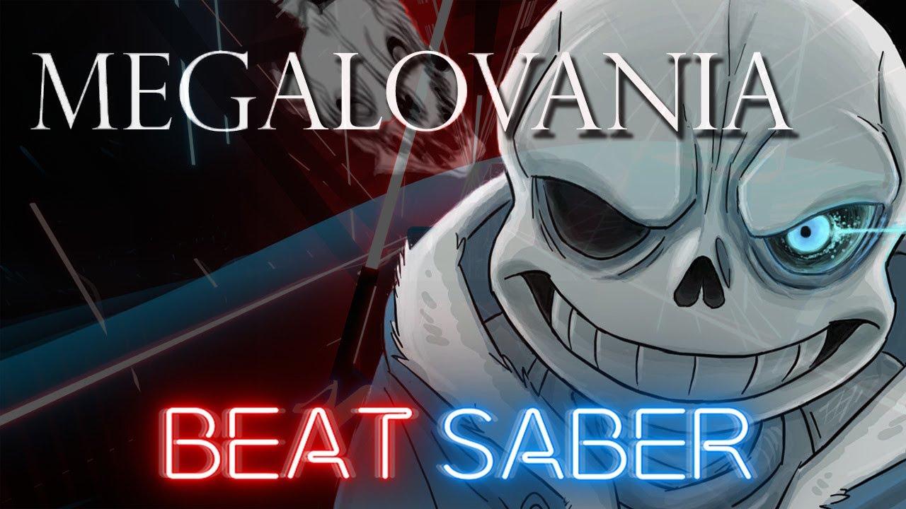 Beat Saber - Megalovania - Undertale | FULL COMBO ExpertPlus
