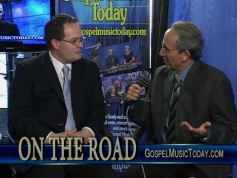 Pat Barker of Mark Trammell Quartet on Gospel Music Today