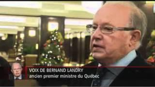 Bernard Landry critique la stratégie de Pauline Marois