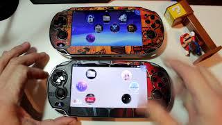 Emulador N64 PSVITA DaedalusX64 1.1.5   UPDATE ( psp/Adrenaline)
