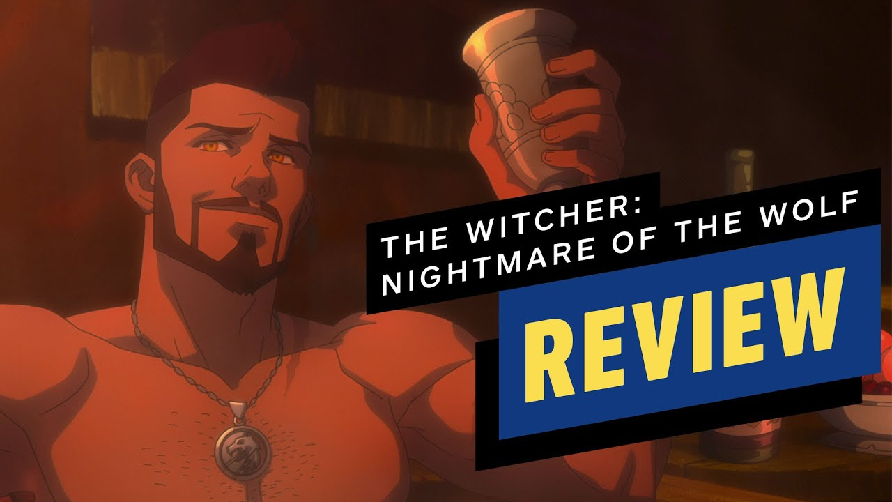 Download The Witcher: Nightmare of the Wolf Review