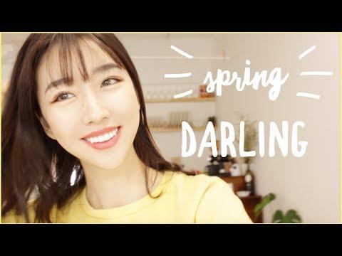 GRWM : SPRING DARLING (Im BACK!)   Sunnydahye