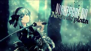 Nightcore - Nota de plata