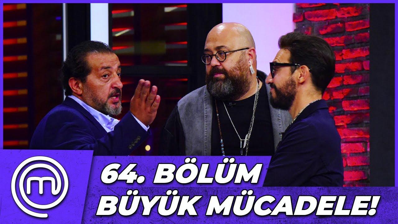 MasterChef Türkiye 64. Bölüm Özeti   ELEMEYE KİM KALDI?