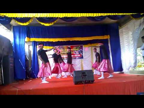 FUNNY DANCE KERALA @ GOVT ITI TDY ELECTRICIAN 2015-17 BATCH