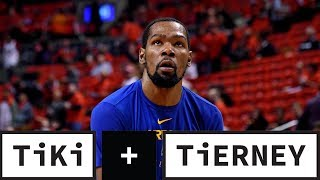 The Knicks MISS OUT on Kevin Durant | Tiki + Tierney